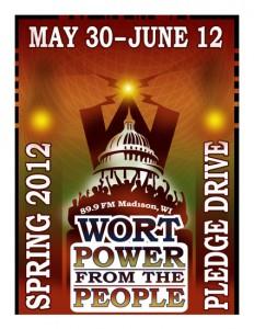Spring 2012 Pledge Poster