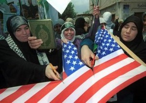 islam protests