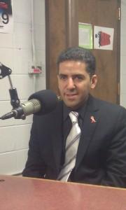 Dr. Kamiar Alaei