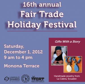 FairTrade Holiday Festival
