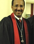 Reverend Michael Livingston