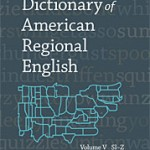 Joan Houston Hall: Dictionary of American Regional English