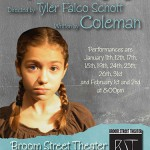 Broom Street Theater's New Play