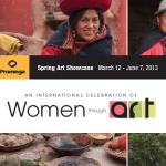 Women Through Art: An International Celebration