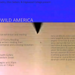 Wild In America: A Collaborative Exhibition
