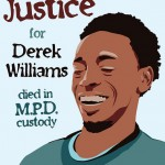 Justice For Derek Williams Rally In Milwaukee