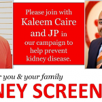 Free Kidney Screenings
