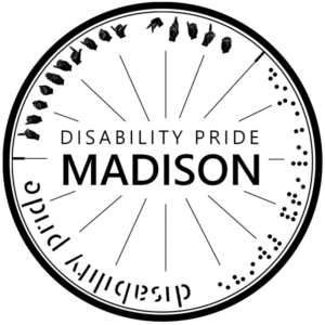 Disability-Pride-Madison-Logo