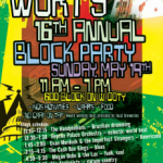 What Kind Of Beer Will Be At The WORT Block Party This Sunday?!?!?!