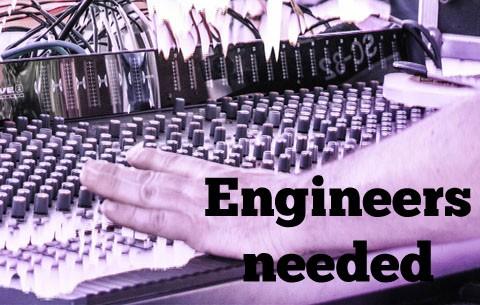 engineers needed