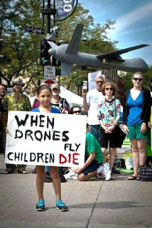 Copyright: No Drones Wisconsin