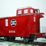 Move Your Caboose: A Fundraiser for Red Caboose