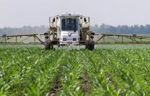 Herbicide increase