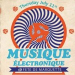 La Fête de Marquette and Musique Electronique