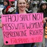 Fighting the Anti-Abortion Bill