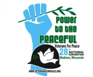 The National Veterans for Peace Convention 2013