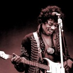 Monday, September 16 — Brian and Matt with Jimi Hendrix