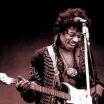 Monday, September 16 — Brian and Matt with Jimi Hendrix
