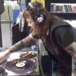 WORT DJs spin live on Willy St. Sunday