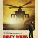 Poster for the film Dirty Wars