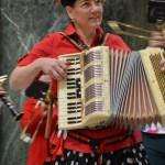 "Jenny Marquess Plays the ""Too Fat Polka"""