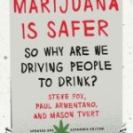 Cover of Marijuana is safer