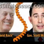Koch Caller Responds To Walker