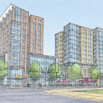 plans for Judge Doyle Square
