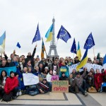 Thousands Occupy Ukraine Capital