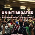 """Unitimidated: Wisconsin Sings Truth to Power"" book cover"