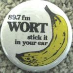 old WORT button