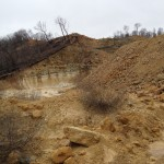 Controversal Frac Sand Mining