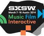 Logo for SXSW for 2014