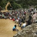 Colombia Mining & Extinction of Indigenous Groups