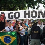 Brazil & Controversy around the World Cup