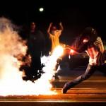 Shooting in Ferguson