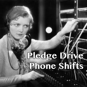 Pledge Drive Phone Bank Signup