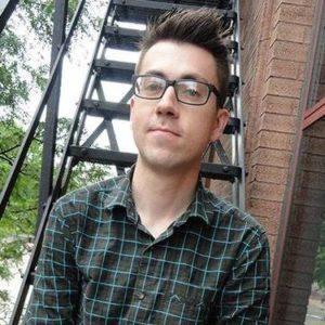 WORT Assistant News Director Dylan Brogan