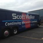 Walker Touts Act 10 On Campaign Trial