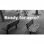 Ready for Zero logo