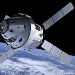 The Orion Spacecraft.