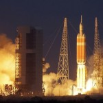 Launch of the Orion spacecraft