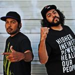 Hip Hop duo Shining Soul