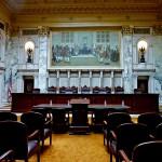 Wisconsin Senate Passes Referendum on Chief Justice