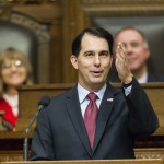 Walker Delivers State of the State