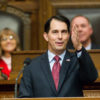AP WALKER STATE OF STATE A USA WI