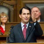 Walker Likens UW Budget Proposal to Act 10