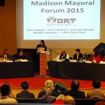 Highlights & Analysis of WORT's Madison Mayoral Forum