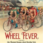 """Wheel Fever"" book cover"