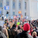 AUDIO SNAPSHOT: Rally Against Right-to-Work